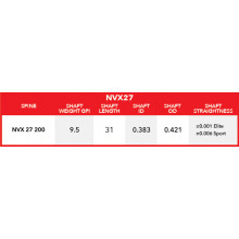 Трубки карбоновые Victory Shaft VX-27 V6 Sport