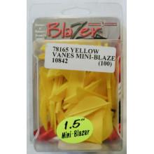 "Перья Bohning Vanes Mini-Blazer 1.5"""