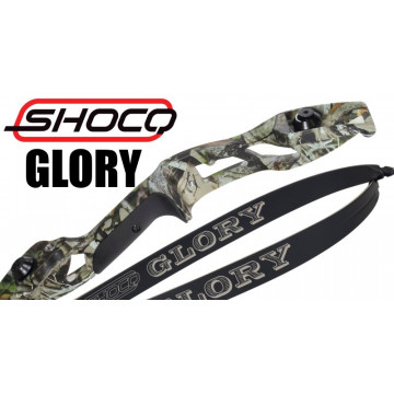 Shocq Fieldbow Take Down Glory RH Black/Camo