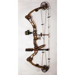 Блочный лук с обвесом Bowtech Allegiance Compound Bow